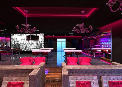 Blue Martini Bar
